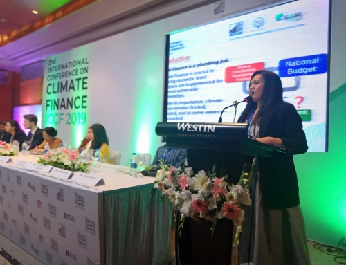 Accessing and mobilizing climate finance