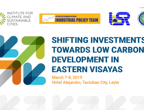 Eastern Visayas leaders meet to secure regional climate investments