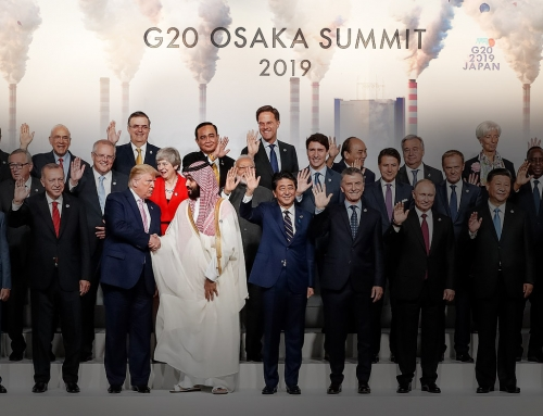 Reactive: Japan fails to drive stronger G20 climate pact