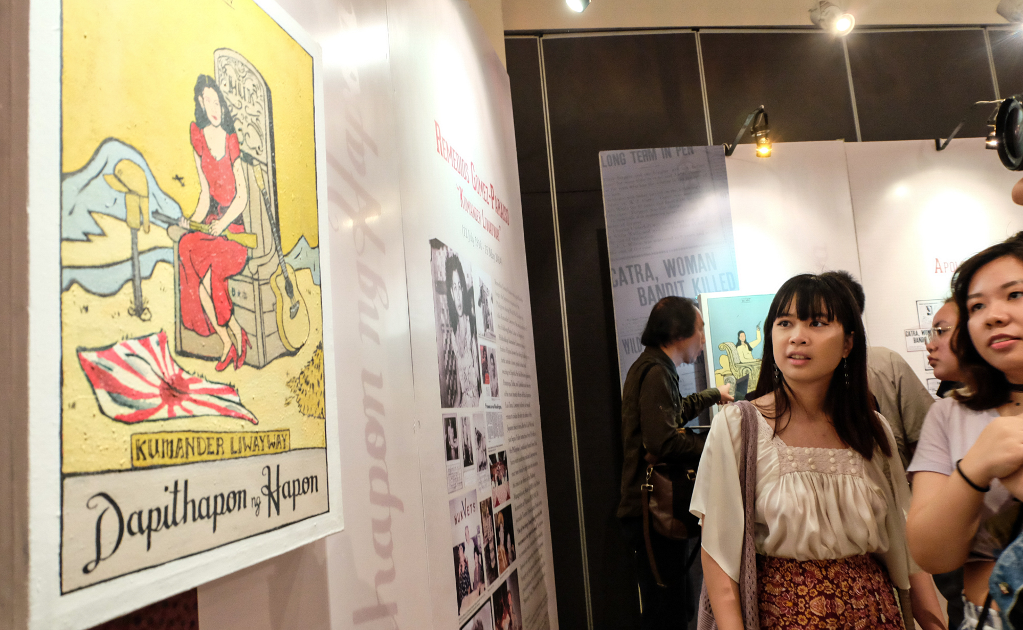 5 Filipina heroines lauded in new 'Alas ng Bayan' exhibit