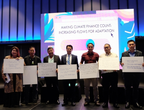Gov't, finance sector  unite for more accessible climate finance for LGUs