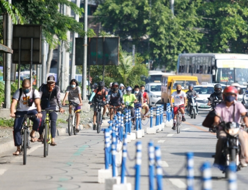 Mobility Awards bares list of first 50 LGUs, workplaces, establishments voted as most bike-friendly in Metro Manila