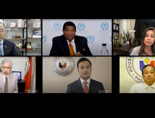 Sotto, Velasco, Legarda, Chatto join solons' global call for climate action