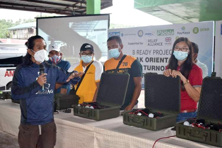 Salcedo Mayor Melchor Mergal commits to integrate renewable energy in disaster risk reduction