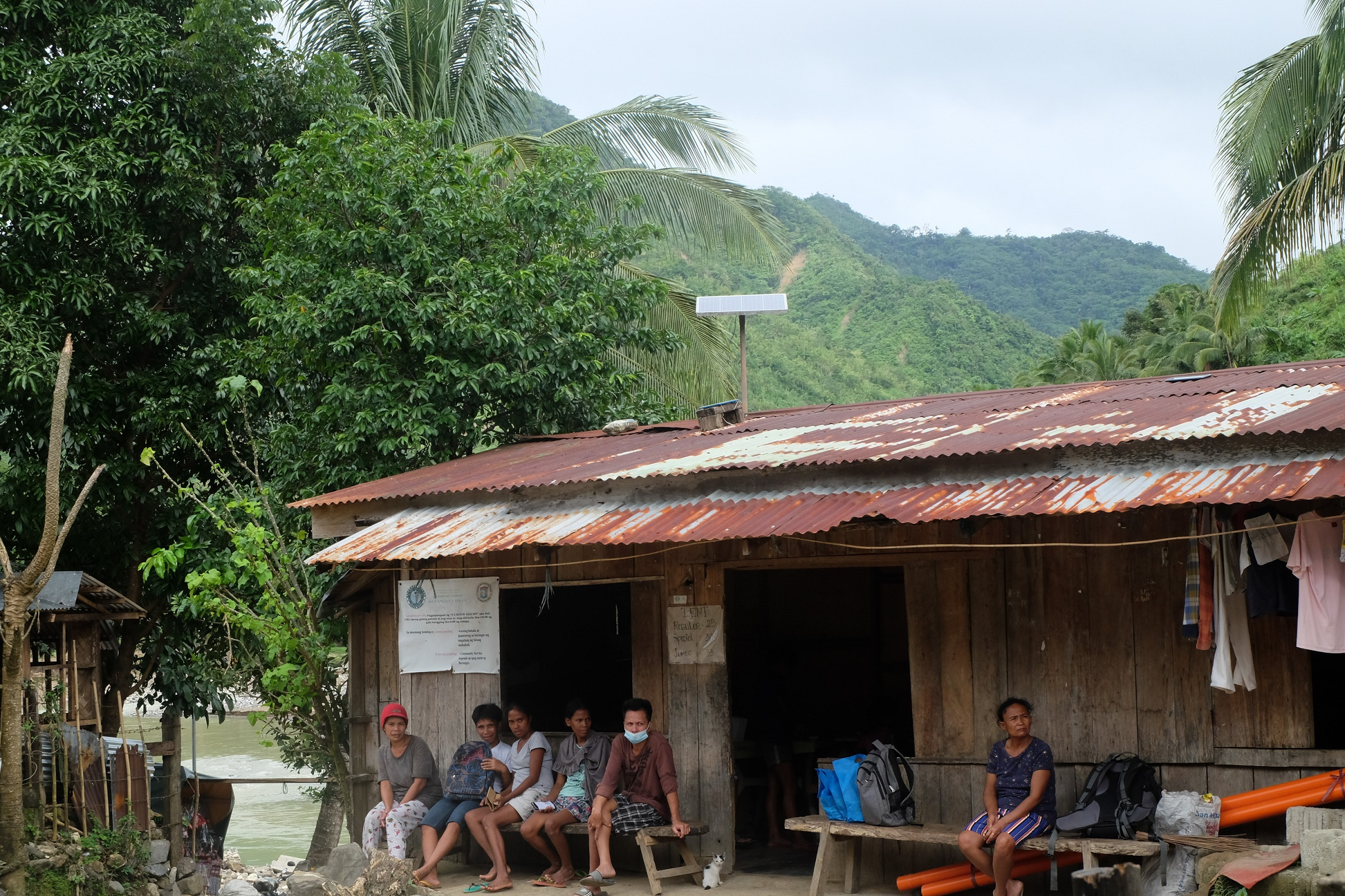 No electricity? Typhoon survivors, NGOs seek solar solutions for tribal communities