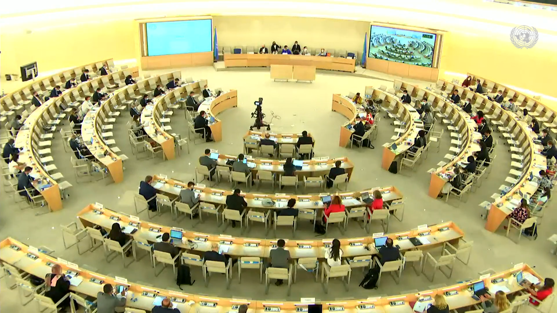 UNHRC passes HR and climate resolution