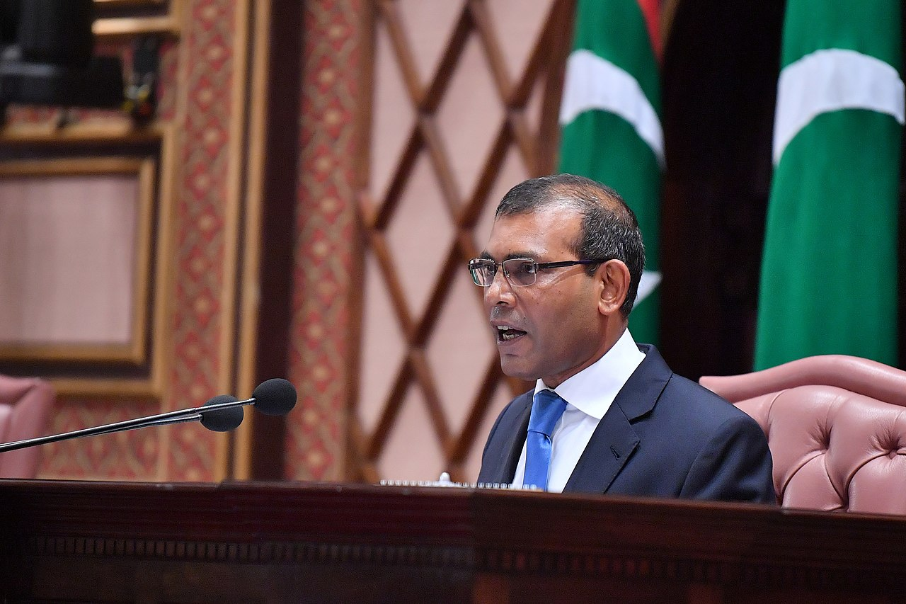 Fair Elections, Climate Are a Single Fight for Former Maldives President