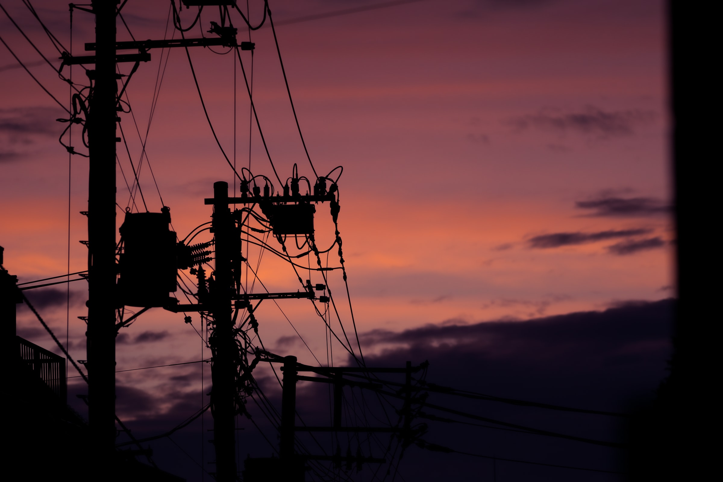 Who is profiting from the power outages?